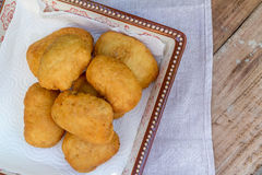 Pirozhki, russian traditional food Royalty Free Stock Image