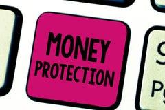 Pisać nutowej pokazuje pieniądze ochronie Biznesowa fotografia pokazuje gacenia do wynajęcia pieniądze dzierźawca płaci ziemianin zdjęcia stock