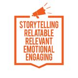 Pisać nutowej pokazuje relaci Relatable Istotny Emocjonalny Angażować Biznesowa fotografia pokazuje część wspominek bajek megafon ilustracji