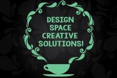 Pisać nutowej seansu projekta przestrzeni Kreatywnie rozwiązaniach Biznesowa fotografia pokazuje twórczość pomysłów wymyśleń nowa ilustracja wektor