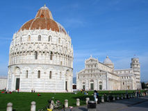 Pisa 1 Royalty Free Stock Photo