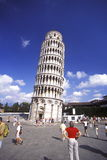 Pisa. Leaning Tower of Pisa Stock Photos