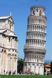 Pisa. The leaning tower of Pisa Italy Stock Photography