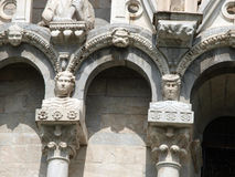 Pisa - Baptistery Royalty Free Stock Images