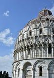 Pisa Baptistery Obraz Stock