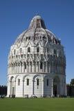 The Pisa Baptistery Royalty Free Stock Photos