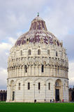 Pisa Baptistery Royalty Free Stock Image