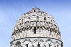 Pisa Baptistry Stock Photos