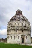 Pisa Baptistry, Italy Stock Photography