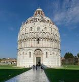 The Pisa Baptistry Stock Photos