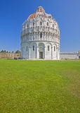Pisa - Baptistry of St. John. Royalty Free Stock Images