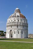Pisa Baptistry, Tuscany, Italy Royalty Free Stock Photo