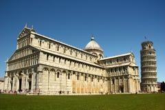 Pisa-Basilika, Pisa Lizenzfreies Stockfoto