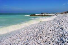Pisa beach Stock Image