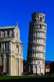 PISA BEI ITALIEN Schöner Kontrollturm Lizenzfreies Stockbild