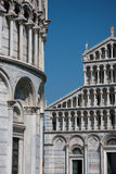 Pisa buildings Stock Image