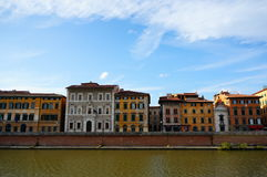 Pisa buildings Royalty Free Stock Photos