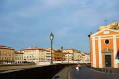 Pisa buildings Stock Photography