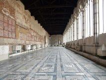 Pisa - Camposanto Stock Image