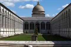 Pisa - Camposanto Imagem de Stock Royalty Free