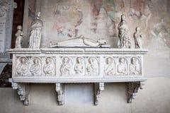 Pisa Camposanto Royalty Free Stock Photography