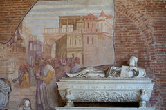 Pisa - Camposanto royalty free stock photography