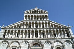 Pisa Cathedral. Royalty Free Stock Photos