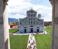 Pisa Cathedral Royalty Free Stock Photos