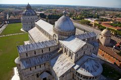 Pisa Cathedral Stock Images