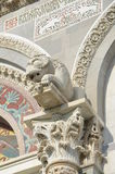 Pisa Cathedral Catedral de Pisa, Italy Stock Photography
