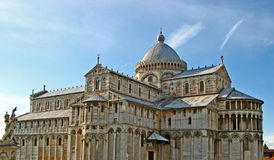 Pisa Cathedral 02 Stock Photos