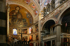 Pisa, Cathedral interior royalty free stock photos