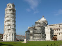 Pisa Cathedral on morning Stock Photo
