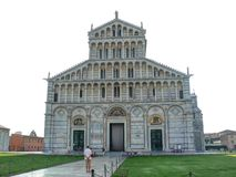 Pisa Cathedral on morning Stock Photography