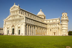 Pisa Cathedral Square Royalty Free Stock Photography