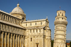 Pisa Cathedral Square Royalty Free Stock Image