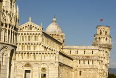 Pisa Cathedral Square Stock Photo
