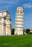 Pisa Cathedral at the square of miracles, Tuscany, Italy Stock Image