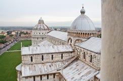 Pisa Cathedral Tuscany Italy Stock Photography