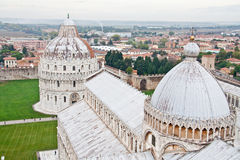 Pisa Cathedral Tuscany Italy royalty free stock images