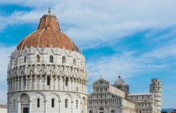 Pisa Cathedral, Tuscany, Italy Royalty Free Stock Images
