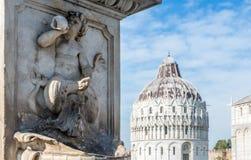 Pisa Cathedral, Tuscany, Italy Stock Photo