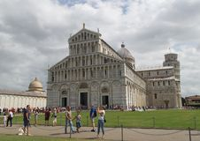 Pisa. Royalty Free Stock Images