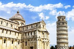 Pisa city Stock Photos