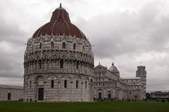 Pisa city view Royalty Free Stock Photo
