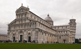 Pisa city view Royalty Free Stock Image