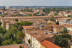 Pisa cityscape Stock Images