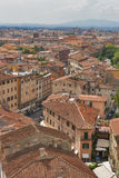 Pisa cityscape Royalty Free Stock Images