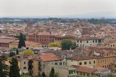 Pisa cityscape Stock Photos