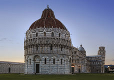 Pisa Complex Rise Stock Photography